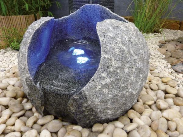 Granit-Wasserspiel Milano