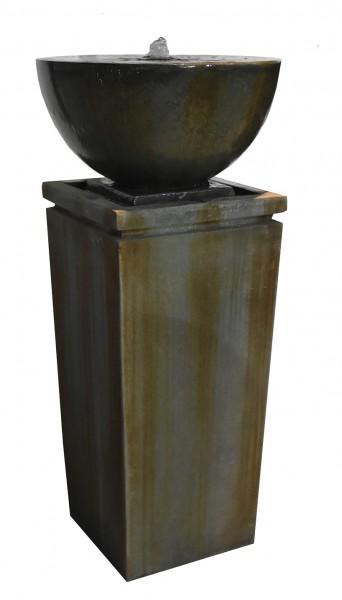 Antik-Brunnen Modena 2-teilig inkl. Pumpe
