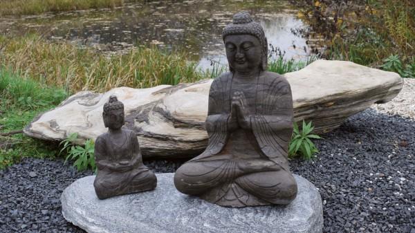 Blaustein-Buddha