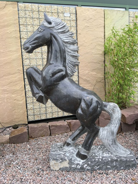 Blaustein-Pferd
