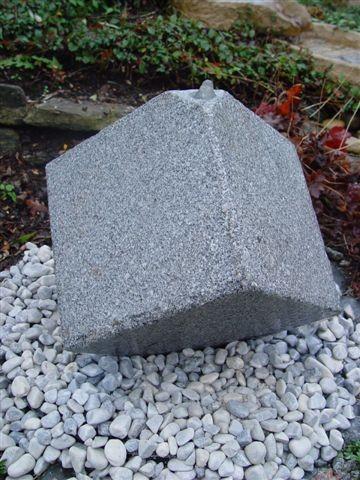 Granit-Wasserspiel CUBE Kompl. Set,