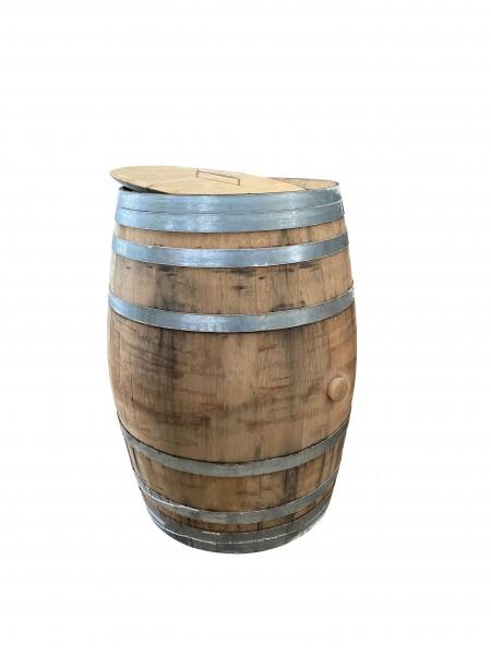 Eiche-Weinfass gebraucht Regenfass