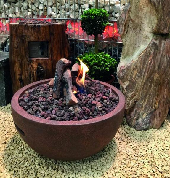 Feuertisch Hekla