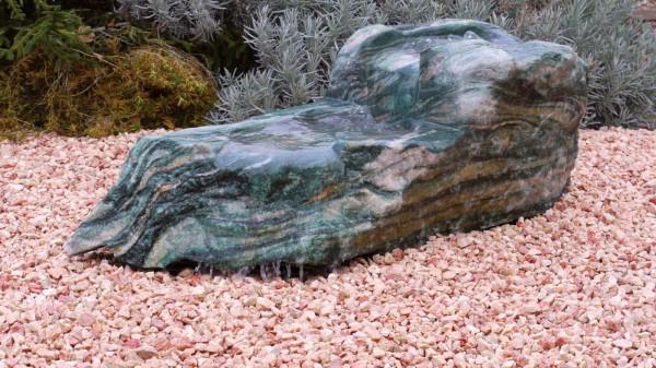 Atlantis grün Kaskade