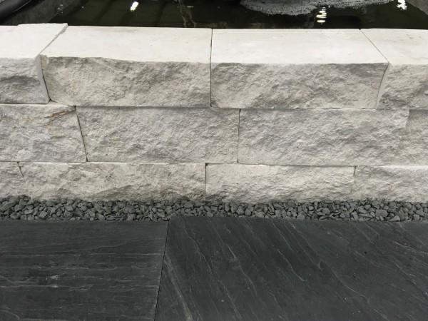 Splitano Mauersteine 2-seitig spaltrau