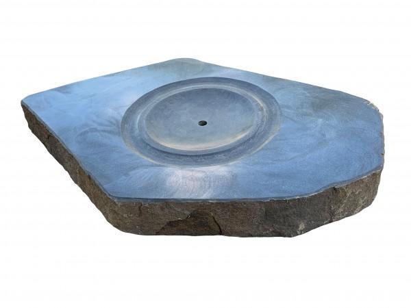 Basalt-Wasserscheibe