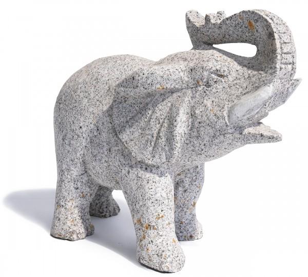 Granit Elefant Rudi