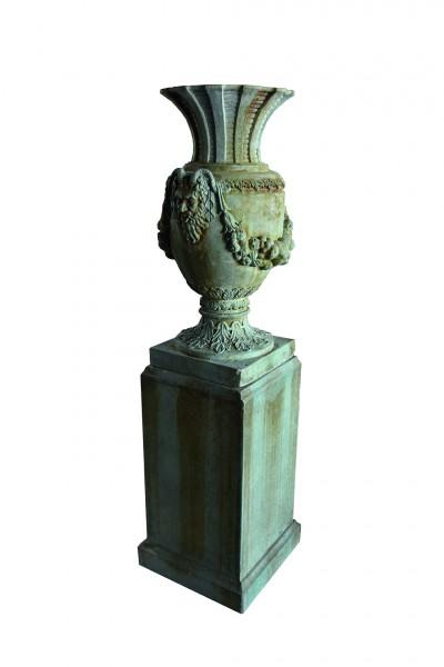 Onyx-Blumenvase Roma