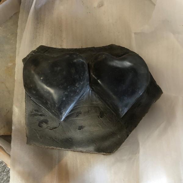 Basalt-Herzen,