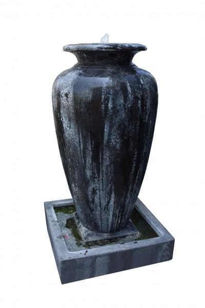 Antik-Brunnen Florentina 2-teilig inkl. Pumpe