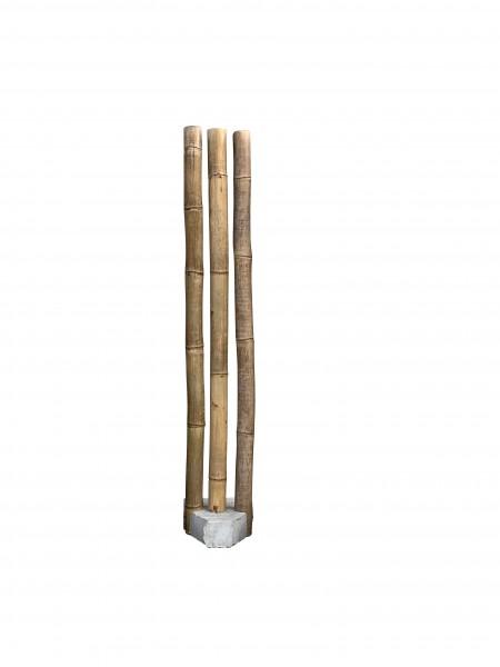Bambus Palisade 3er-Set