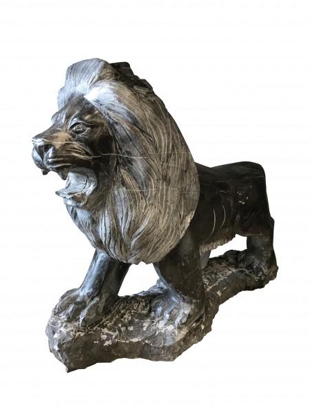 Blaustein-Löwe