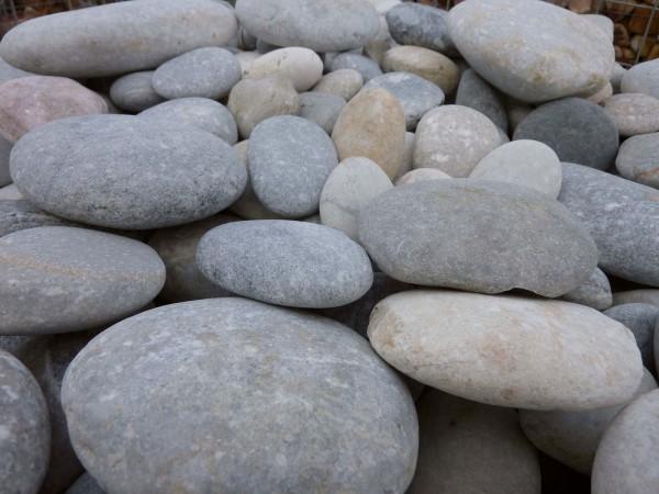 Flat Pebbles grau