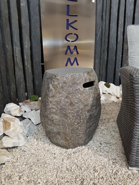 Gasflaschen-Abdeckung 11 kg, grau
