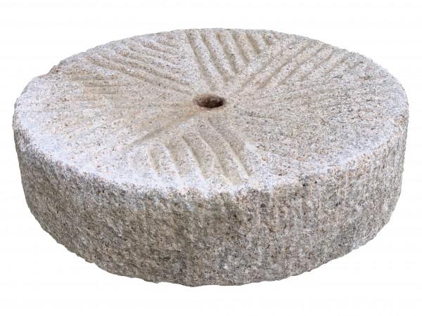 Granit Mühlstein antik