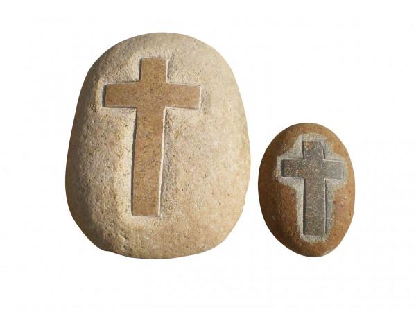 Findling mit Kreuz, Abverkauf