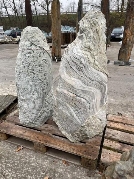 Peking Rock Kat. 2, teilpoliert