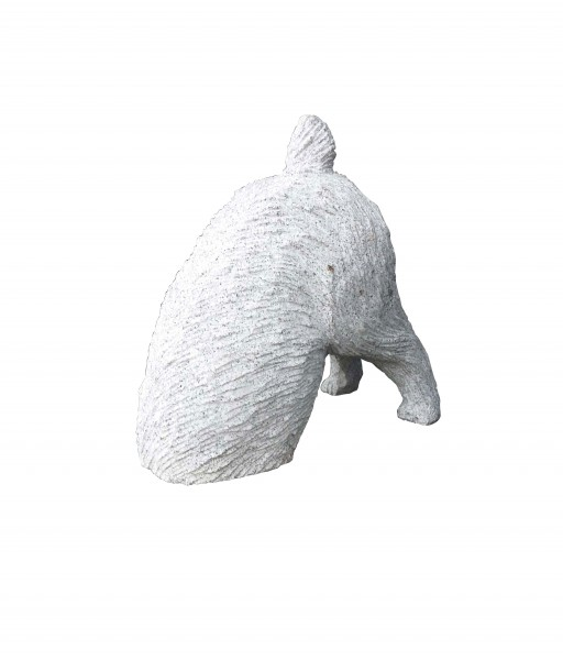 Granit-Hund Buddel